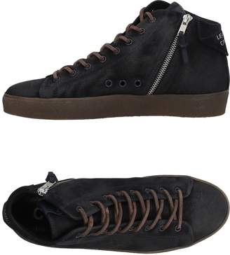 Leather Crown High-tops & sneakers - Item 11453701JD