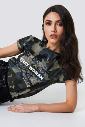 Na Kd Trend That Woman Tee