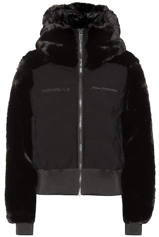Fusalp Chesery faux-fur short ski jacket