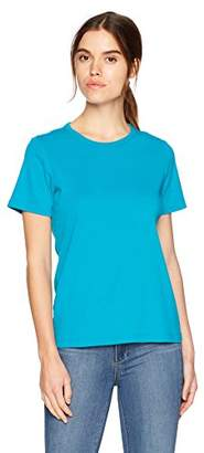 Pendleton Women's Short Sleeve Rib Tee