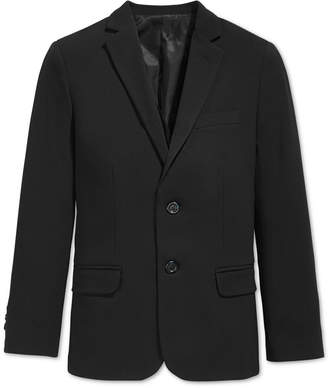Calvin Klein Bi-Stretch Suit Jacket, Big Boys Husky