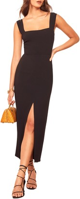 Reformation Graciella Sleeveless Maxi Dress