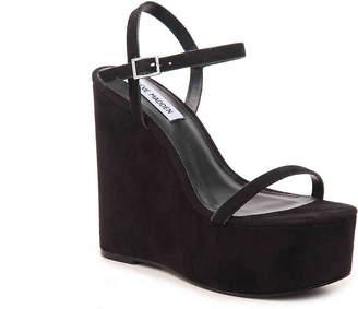 Steve Madden Baxlie Wedge Sandal - Women's