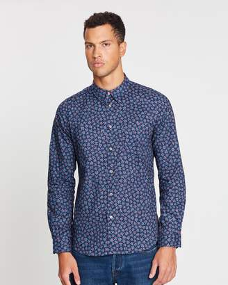 Paul Smith Tailored-Fit Long Sleeve Shirt