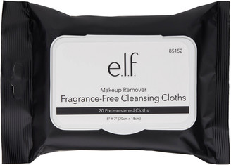 E.L.F. Cosmetics Online Only Fragrance- Free Cleansing Cloths