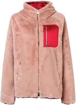 Giamba patch pocket jacket