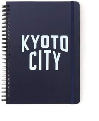 KYOTO CITY KYOTOCITYデイリーユースA5ノート