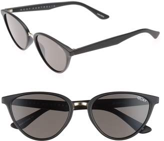 Quay Rumors 57mm Sunglasses