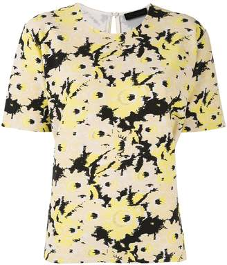 Anteprima sunflower print T-shirt
