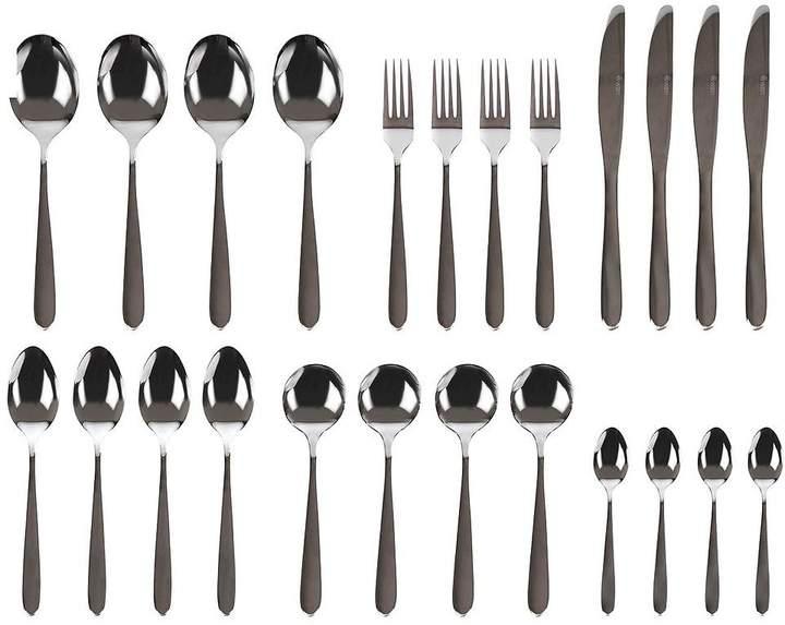 Lokom' 48 Piece Stainless Steel Cutlery Set