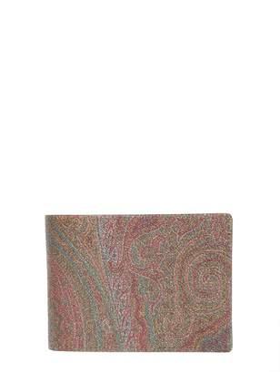 Etro Paisley Wallet