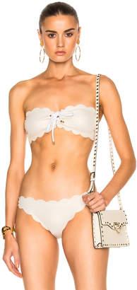 Marysia Swim Antibes Bikini Tie Top