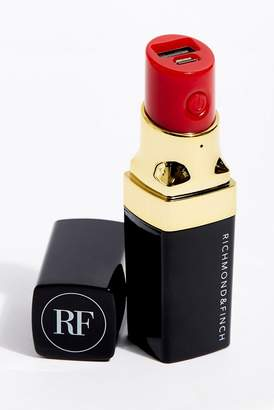 Richmond & Finch Lipstick Power Bank