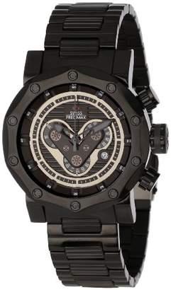 Vector Swiss Precimax Men's SP13094 Pro Dial Stainless-Steel Band Watch