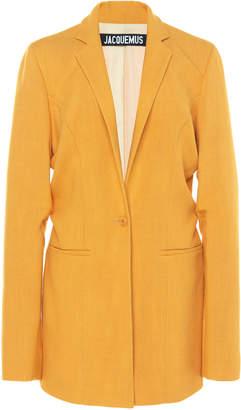 Jacquemus La Veste Bergamo Cotton-Twill Jacket