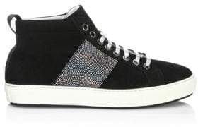Madison Supply Sparkle Web High-Top Sneakers