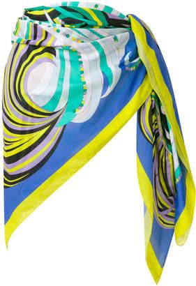 Emilio Pucci printed sarong
