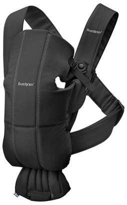 BABYBJÖRN Carrier Mini Black