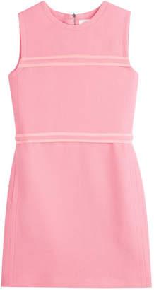 Victoria Beckham Victoria Wool Crepe Dress