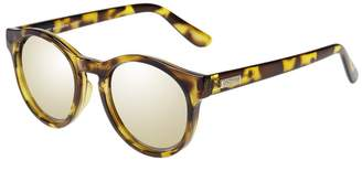 Le Specs Hey Macarena Sunglasses in Syrup Tort