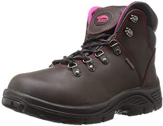 Avenger Safety Footwear Women's Avenger 7675 Soft Toe Waterproof SR EH Hiker Industrial and Construction Shoe