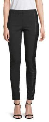 Club Monaco Faux Leather Leggings