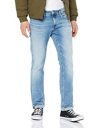 184b2890 at Amazon.co.uk · Tommy Jeans Men's Slim Scanton Flcnl Jeans ...