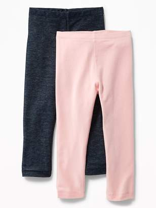 Old Navy 2-Pack Leggings for Toddler Girls