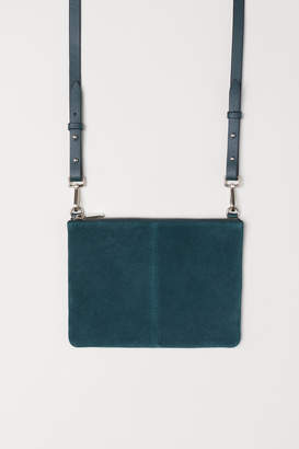 H&M Small Bag with Suede Details