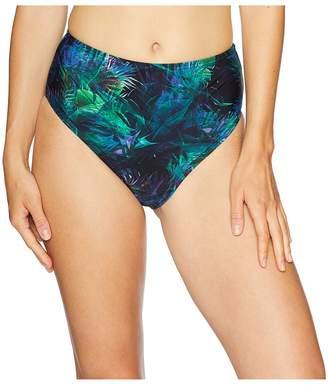 Unique Vintage Daphne High-Waist Bottom Women's Swimwear