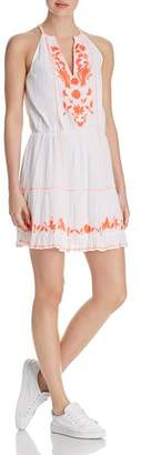 Joie Clemency Embroidered Dress