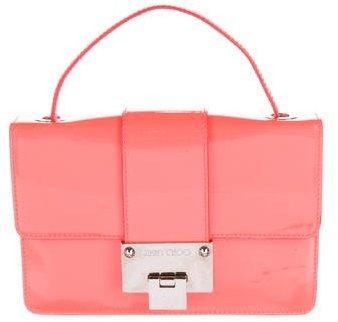 Jimmy ChooJimmy Choo Patent Leather Rebel Crossbody Bag