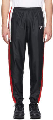Nike Black Re-Issue Track Pants