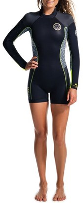 Women's Rip Curl 'Dawn Patrol' Long Sleeve Wetsuit $99.99 thestylecure.com