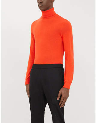 Closed Turtleneck wool-knit jumper