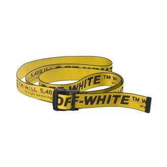 Off-White OFF White Industrial Belt for dress,black golden white red waist band for men ...