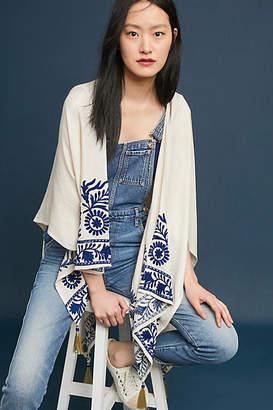 Elizabeth Gillett Set Sails Kimono
