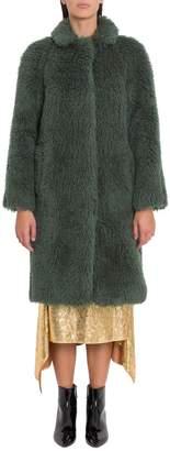 Sies Marjan Ripley Wool Raglan Coat