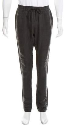 Robert Geller 2011 Linen Jogger Pants