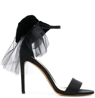 Alexandre Vauthier Bow Down sandals