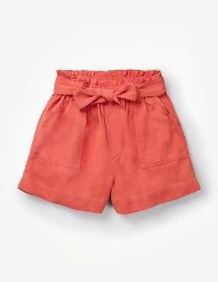 Boden Tie-Waist Shorts