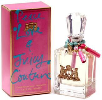 Juicy Couture Women's Peace, Love & 3.4Oz Eau De Parfum