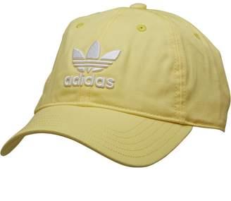 adidas Trefoil Cap Intense Lemon White d831661bc219