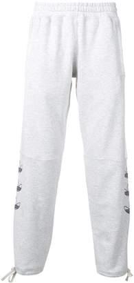 adidas basic track trousers