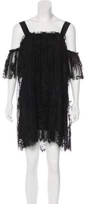 Alexis Hyde Lace Mini Dress w/ Tags