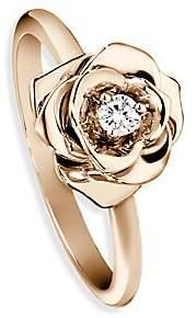 Piaget Women's Rose Diamond & 18K Rose Gold Ring