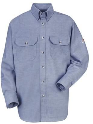 Bulwark FR Chambray Uniform Shirt - 5.5oz
