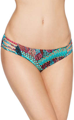 Jantzen COASTAL ZONE BY Coastal Zone By Paisley Hipster Swimsuit Bottom