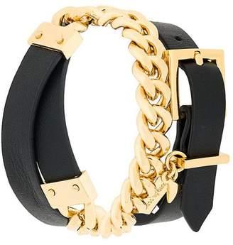 Coup De Coeur chain wrap bracelet