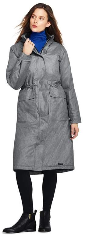 Grey Squall Stadium Coat